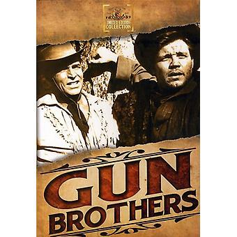 Gun Brothers [DVD] USA import