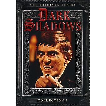 Dark Shadows - Dark Shadows: Dvd Collection 1 [4 Discs] [DVD] USA import