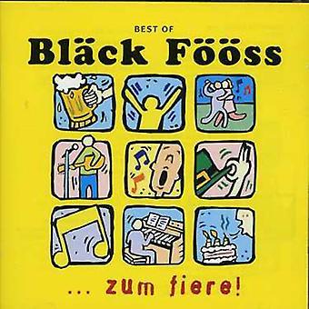 Czarny Fooss - Best import USA Zum Fiere [CD]