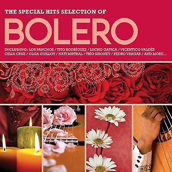 Bolerothe særlige Hits udvalg - Bolerothe særlige Hits udvalg [CD] USA import