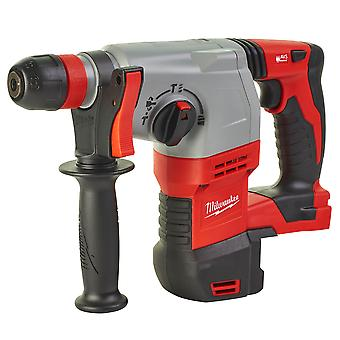 Milwaukee Hd18Hx-0 Cordless 18V Sds Plus 3 Mode Combi Hammer Drill Bare Unit