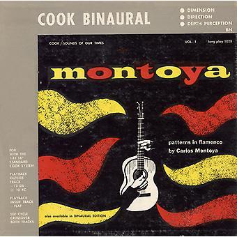 Carlos Montoya - Montoya [CD] USA importerer