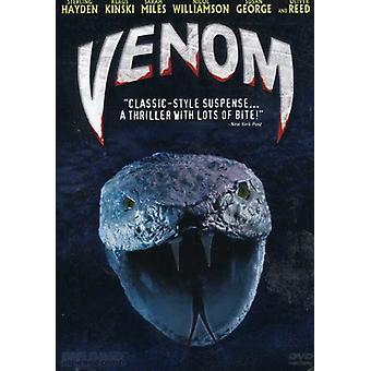 Venom [DVD] USA importerer