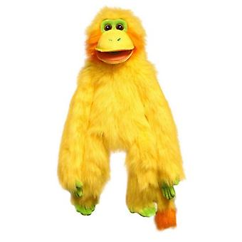The Puppet Company Yellow Monkey Hand Puppets (Toys , Preschool , Theatre And Puppets)