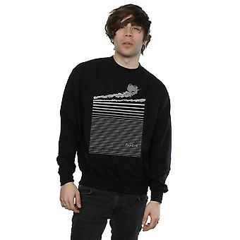Wizard of Oz Men's Wicked Witch Flying Sweatshirt