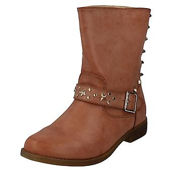 Ladies Down To Earth Ankle Boots Style - F5843