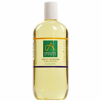 Absolute Aromas, Almond Sweet Oil, 500ml