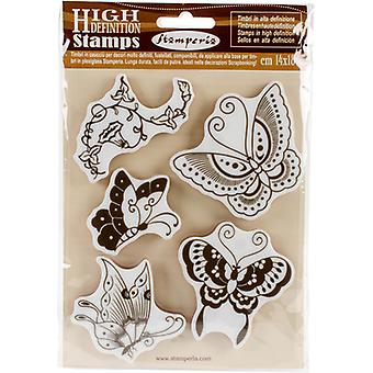 Stamperia Cling Stamp 5.5