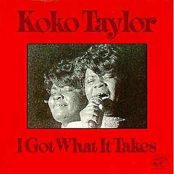Koko Taylor - I Got What It Takes [CD] USA import