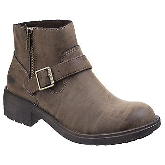 Rocket Dog Womens Thyme Zip Up Ankle Boot