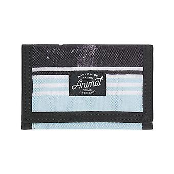 Animal Exploited Polyester Wallet