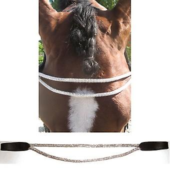 JHL Rolled Diamante Browband