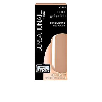 Fing'rs Sensationail Gel Color Taupe Tulips 7.39ml New Womens Sealed Boxed