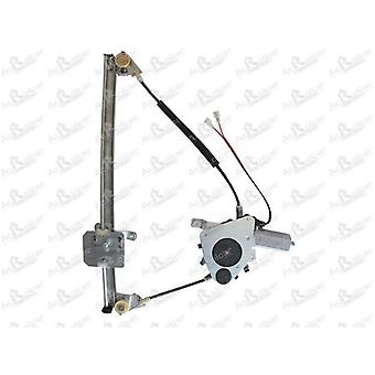 Front Right Electric Window Regulator (with motor) for AUDI A6 (4A C4) 1994-1997