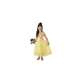Beauty - the beast- golden Belle Deluxe- L