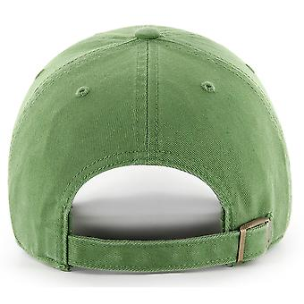 47 Brand MLB NY Yankees Clean Up Cap - Fatigue Green