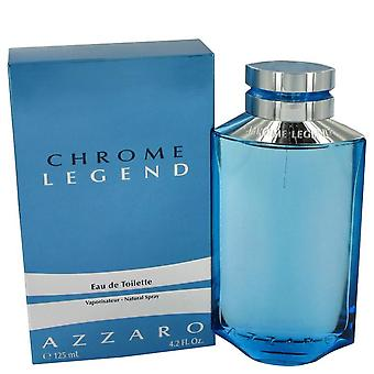 Chrome Legend Eau De Toilette Spray (Special Edition) By Azzaro