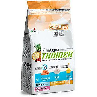 Trainer Fitness 3 Puppy Medium Maxi Salmon (Dogs , Dog Food , Dry Food)