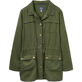 Joules Womens/Ladies Cassidy Safari Stylish Lightweight Casual Jacket