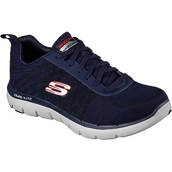 Skechers Mens Flex Advantage 2.0 Golden Point Active Athletic Trainers