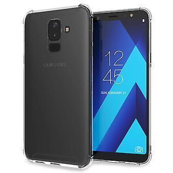Samsung Galaxy A6 Plus (2018) Alfa TPU Gel - duidelijk