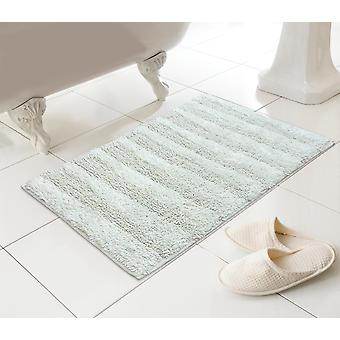Luxe Bathroom Madison Bath Mat, Natural