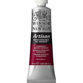 Winsor & Newton Artisan vatten blandbart olja färg 37ml (468 Permanent Alizarin Crimson S1)