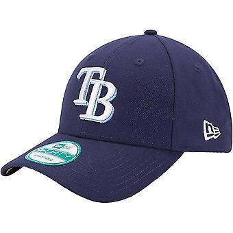 Navy new era Cap - MLB LEAGUE Tampa Bay rays 9Forty