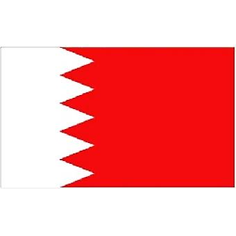 Bahrainische Flagge 5 x 3 ft mit Ösen für hängende
