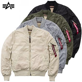 Alpha industries MA-1 jacket VF hidden Camo