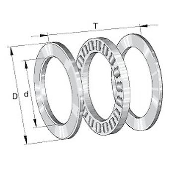 INA 81114-TV Axial roulement à rouleaux cylindriques
