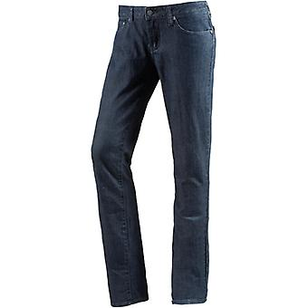 prAna simple hiking pants tube dark blue jeans for women