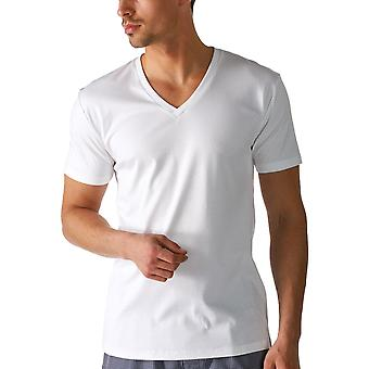Mey Men 46507 Men's Dry Cotton Solid Colour Short Sleeve Top
