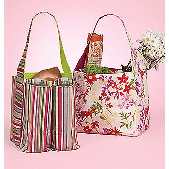 Totes-One Size Only -*SEWING PATTERN*