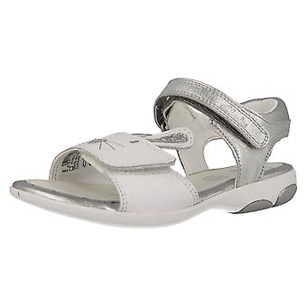 Girls Clarks Summer Sandals Wiggle Toes