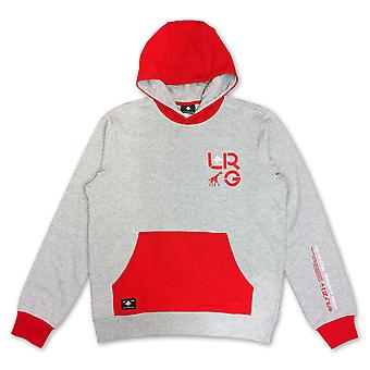 Lrg RC Two Pullover Hoodie Red