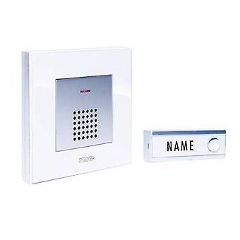 m-e modern-electronics FG5.2 Wireless door bell Complete set