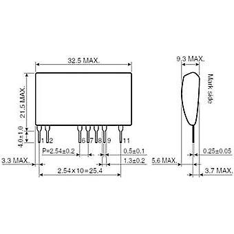 ROHM Semiconductor BP5722-12 DC/DC Converter
