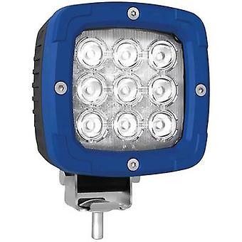 Fristom FT-036 LED ALU 2800 90380 arbeidslys 12 V, 24 V, 36 V, 48 V lang rekkevidde illumnination (B x H x D) 100 x 123 x