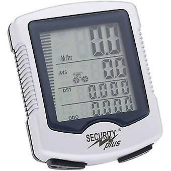 Security Plus K44 Bike computer Cable + wheel sensor