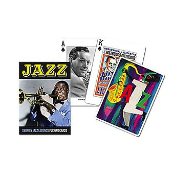 Jazz Set Of Playing Cards