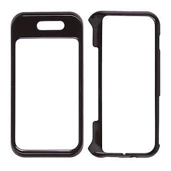 Pack 5 - Wireless Solution ultrafine Snap-On Case for Motorola Backflip (noir)