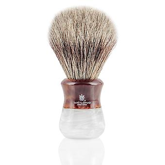 Vie-Long 16250 grigio Badger pennello da barba