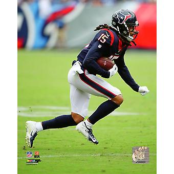 Will Fuller 2018 Action Photo Print