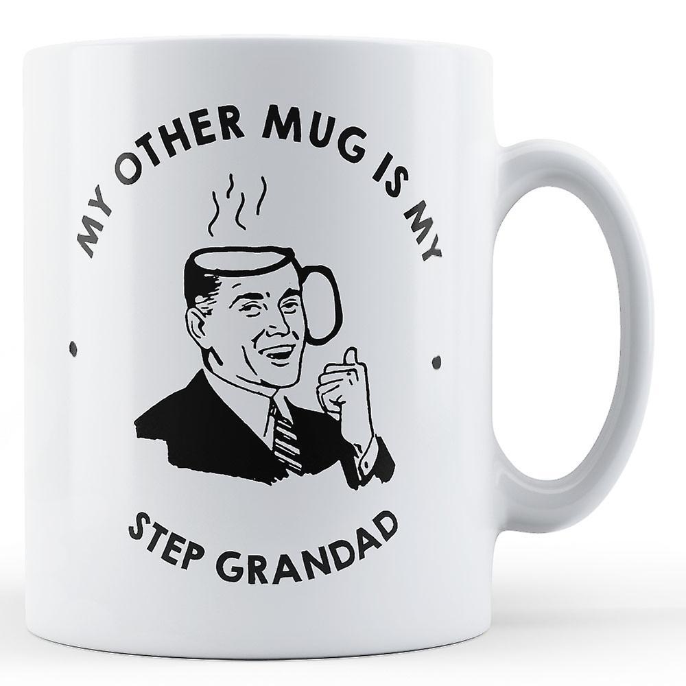 Autre Mug ÉtapeImprimé Grand Mon Est papa oCxeWrEQdB