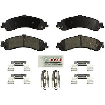 Bosch BE834H Blue Disc Brake Pad Set with Hardware