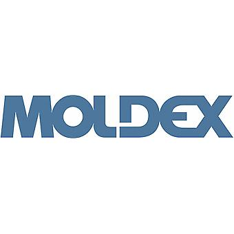 Moldex7825 Spark Plugs Earplugs For Dispensing Station Snr35 Pack of 250 Pairs