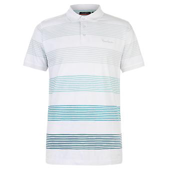 Pierre Cardin Herren C Fad Stp Poloshirt Classic Fit T-Shirt Top