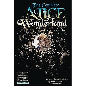 Complete Alice in Wonderland by Leah Moore - John Reppion - Erica Awa