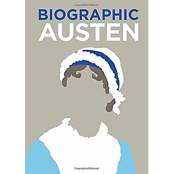 Austen - Great Lives in Graphic Form by Sophie Collins - 9781781452929